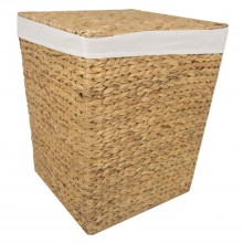 Sqaure Laundry Bin Large, Natural