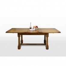 Wood Bros Chatsworth Extending Dining Table