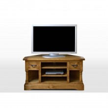 Wood Bros Chatsworth Corner TV Cabinet