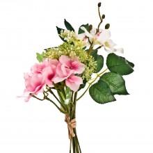 Orchid/ Hydrangea Bouquet Beige