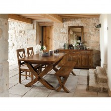 Mango Creek Extending Table & Six Chairs Dining Set
