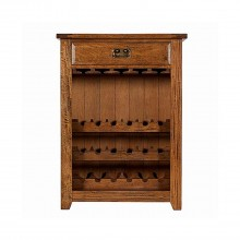 Mango Creek Wine Cabinet
