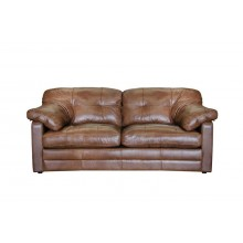 Alexander & James Bailey Two Seater Leather Sofa