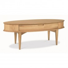 Milton Coffee Table With Drawer