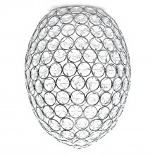 Bailey Ceiling Shade, Silver