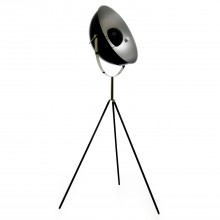Kubrick Floor Lamp, Black