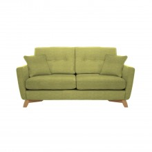 Ercol Cosenza Fabric Sofa, Medium