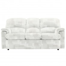 G Plan Chloe Three Seater Fabric Sofa
