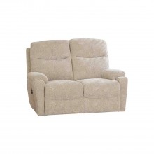 Casa Worcester 2 Seater Sofa Oatmeal Brushstrokes 2 Seat