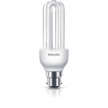 Philips Economy Stick 18w B22 Bulb, Warm White
