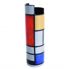 Dartington Mondrian Composition Vase