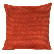 Corduroy Cushion, Copper
