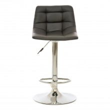 Aquarius Bar Stool, Black