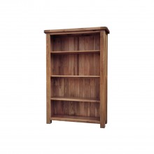 Bordeaux Medium Wide Bookcase