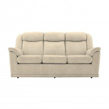 G Plan Milton Three Seater Fabric Sofa