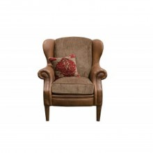 Alexander & James Hudson Wing Fabric Chair