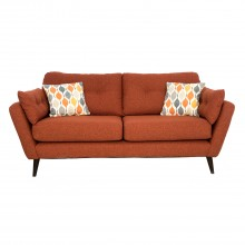 Selborne Fabric Sofa, Large