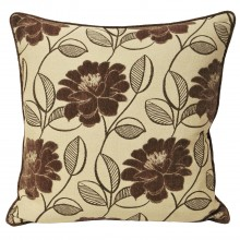 Riva Paoletti Mayflower Cushion, Mocha