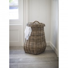 Garden Trading Bembridge Laundry Basket, Rattan