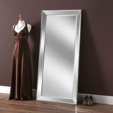 Leaner Mirror, Silver