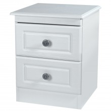 Palin Two Drawer Locker Chest