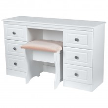 Palin Kneehole Dressing Table
