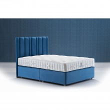 Hypnos Luxury Deluxe Deep Divan Set, Small Double