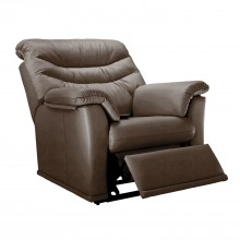 G Plan Malvern 17 Power Recliner Leather Armchair