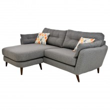 Selborne Lounger Fabric Sofa