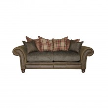Alexander & James Hudson Two Seater Fabric Sofa