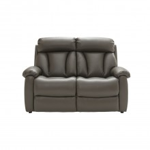 La-Z-Boy Georgina Two Seater Manual Recliner Leather Sofa