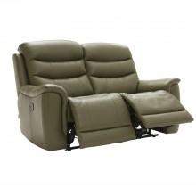 La-z-boy Sheridan Two Seater Power Recliner Leather Sofa