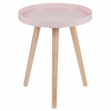 Halston Small Round Table
