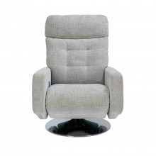 Celebrity Meteor Petite Manual Recliner Fabric Chair