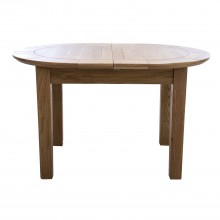 Toulouse Small D-End Extending Dining Table