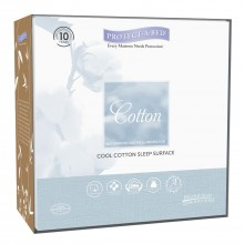 Protect-a-bed Cotton Double Mattress Protector