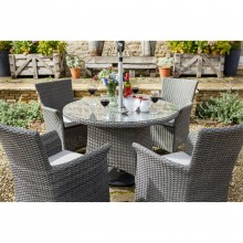 Four Seater Outdoor Dining Set