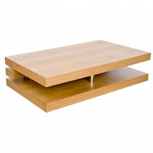 Fraser Coffee Table, Oak