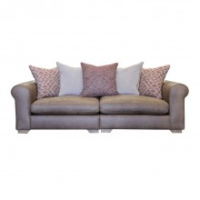 Alexander & James Pemberley Maxi Split Leather Sofa