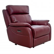 Shiraz Power Recliner Leather Armchair