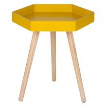 Halston Large  Hexagon Table