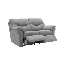 G Plan Washington Two Seater Power Recliner Fabric Sofa