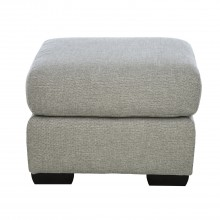 Dallas Fabric Footstool
