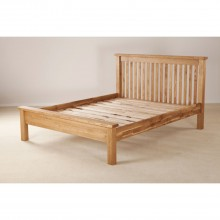 Seville Low Foot End Bed Frame, King
