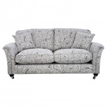 Parker Knoll Devonshire Large Two Seater Fabric Sofa