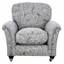 Parker Knoll Devonshire Fabric Chair