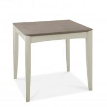 Casa Geneva 2-4 Extension Table Grey/ Oak Table