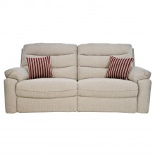 La-z-boy Stanford Three Seater Manual Recliner