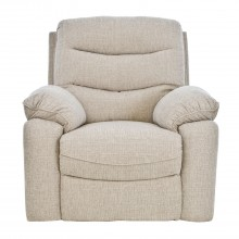 La-z-boy Stanford Power Recliner Fabric Chair