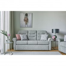 G Plan Holmes Three Seater Fabric Sofa